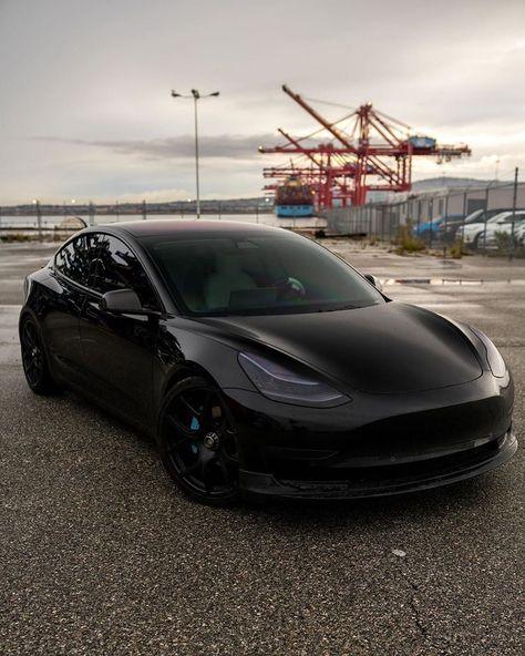 My Dream Car, Dream Cars, Mercedes Benz Viano, Matte Black Cars, Automobile, Tesla Roadster, Tesla Model X, Vintage Sports Cars, Tesla Motors