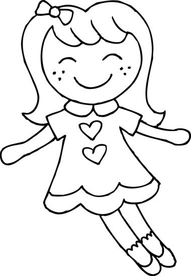 Doll Coloring Pages Best Coloring Pages For Kids Doll Drawing Coloring Pages Bird Coloring Pages