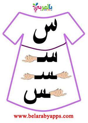 بطاقات الحروف الهجائية للأطفال في اول الكلمة وسطها وآخرها مواضع الحروف بالعربي نتعلم Arabic Alphabet For Kids Alphabet Worksheets Free Alphabet For Kids