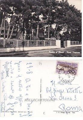 Marina Di Ronchi Hotel Tropicana 1960 Dealvue Italia Hotel