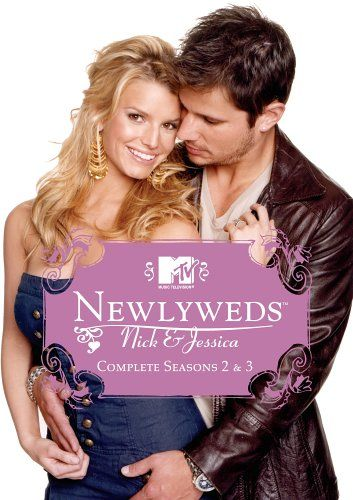 Newlyweds: Nick & Jessica ..Remember that show? I thought they were the sweetest couple. I wanted Jessica's hair.