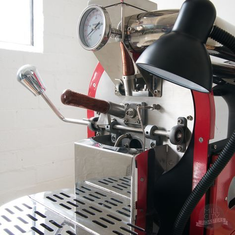 1kg Gas Coffee Roaster Kopi