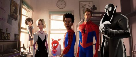 'Spider-Man: Into The Spiderverse' Is One Of The Best Superhero Movies Ever Made