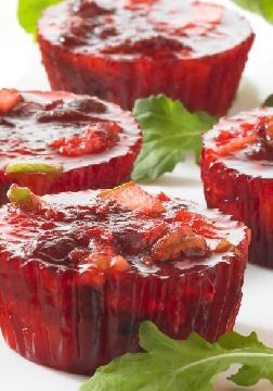 Cranberry-Pineapple Minis – Plain ol' cranberry sauce is so last year. This holiday, get apples and pineapple in the mix for a fun, modern take on the classic side that can fit into a smart eating plan.