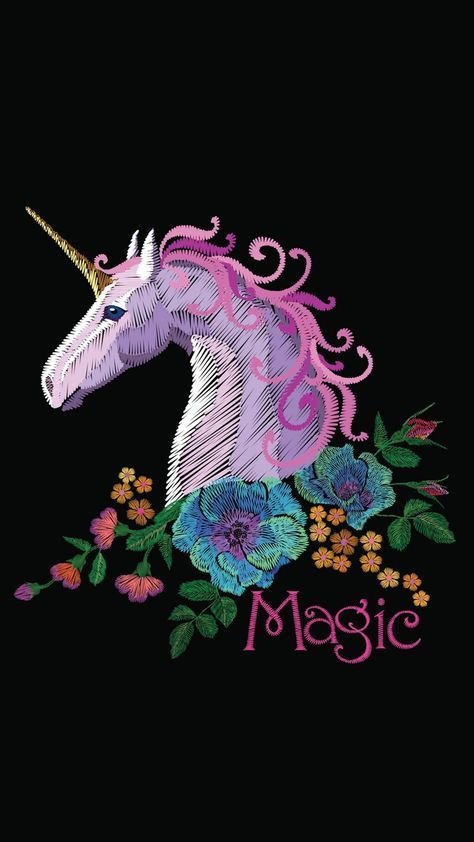 Wallpaper Unicorn Pictures 45 Ideas Gambar Unicorn Seni Kuda Poni