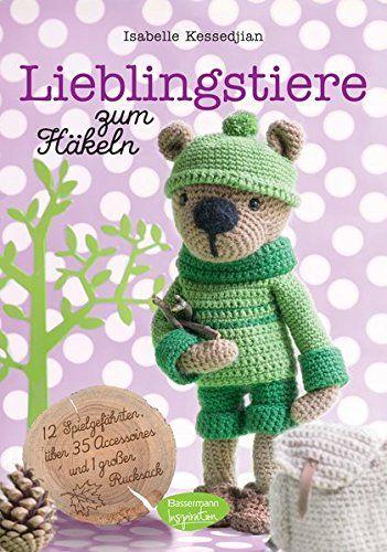 Crochet Amigurumi Dolls: 15 New Amigurumi Dolls to Crochet: Amazon ...   500x351