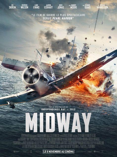 Pin Em Midway Batalha Em Alto Mar