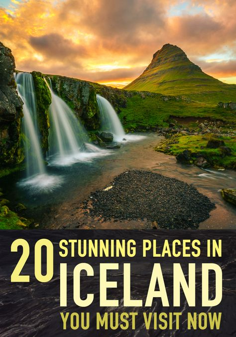 20+ Stunning Places In Iceland You Must Visit Now