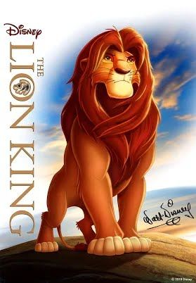 The Lion King Full Animation Matthew Broderick And Ernie