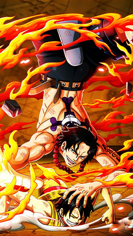 Pin By Enhbaatar On One Piece One Piece Ace One Piece Manga One Piece Images