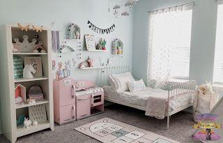 ارقى تصميمات وديكورات غرف نوم اطفال بنات 2021 In 2020 Whimsical Bedroom Girls Bedroom Green Girls Bedroom