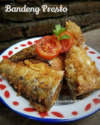 Resep Bandeng Presto Ala Rumahan By Ayariz88 Assalamualaikum Hari Minggu Tetep Masak Anak Anak Lagi Susah Makan Dimasak Resep Masakan Resep Resep Ikan