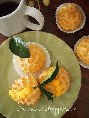 Krim Puff Durian Durian Cream Puff Resepi Terbaik Resep Makanan Makanan Dan Minuman Makanan Manis