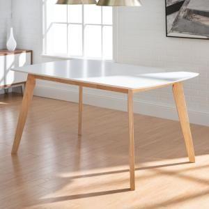Walker Edison Furniture Company 60 Mid Century Modern Wood Dining