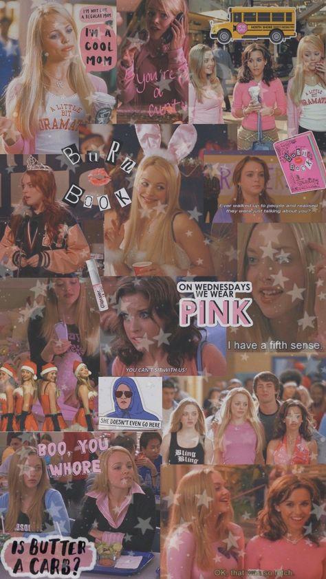 Mean Girls wallpaper!