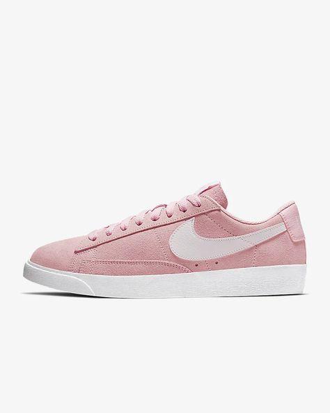 Nike Blazer Low Suede Women's Shoe. #shoes