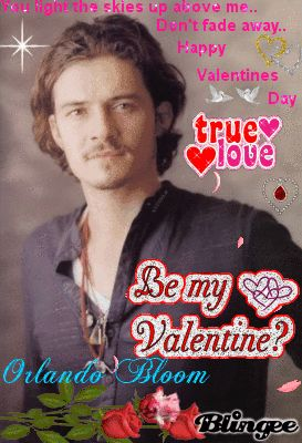 orlando bloom valentines day card not an elf or a pirate pinterest orlando bloom