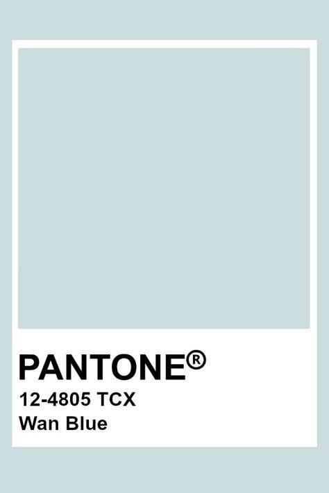 Pantone Wan Blue