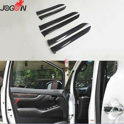 Ad Ebay Carbon Fiber Car Inner Door Panel Strips For Toyota Alphard Vellfire Anh30 15 19 Toyota Alphard Carbon Fiber Panel Doors