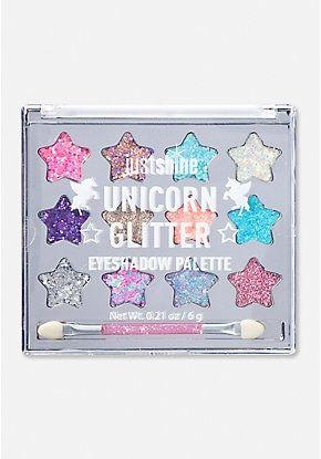 Just Shine Glitter Unicorn Palette Kids Makeup Unicorn Makeup