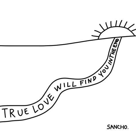 "Sancho on Instagram: ""Lyrics by Daniel Johnston #cartoon #cartoonist #drawings #art #arte #musica #music #rock#friday #fridaymood #danieljohnston #lyrics #love…"""