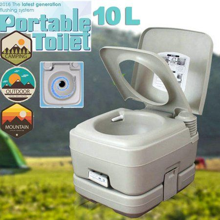 Sports Outdoors With Images Portable Toilet Camping Potty