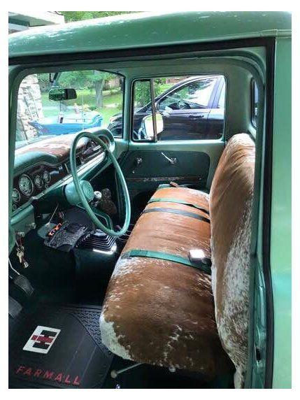 Truck Accessories Interior, Cowhide Car Seat