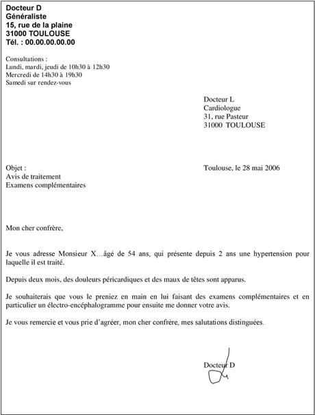 Formule Politesse Medecin Paperblog Lettre De Motivation Stage Lettre De Motivation Exemple Lettre Motivation