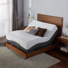 Serta Perfect Sleeper Glenmoor 2 0 Pillowtop Mattress And Motion