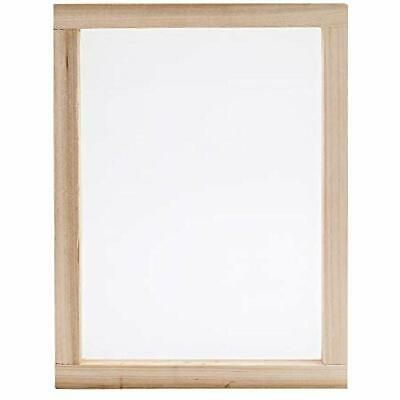 Ad Ebay Url Screen Printing Frame Wood Silk 10 X 14 Inch 110 White Mesh Screen Printing Frame Wood Frame White Mesh