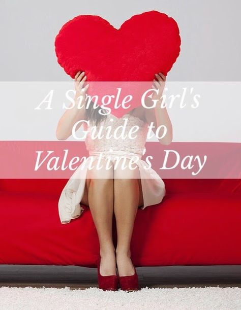 A Seersucker State of Mind: A Single Girl's Guide to Valentine's Day #valentinesday #single