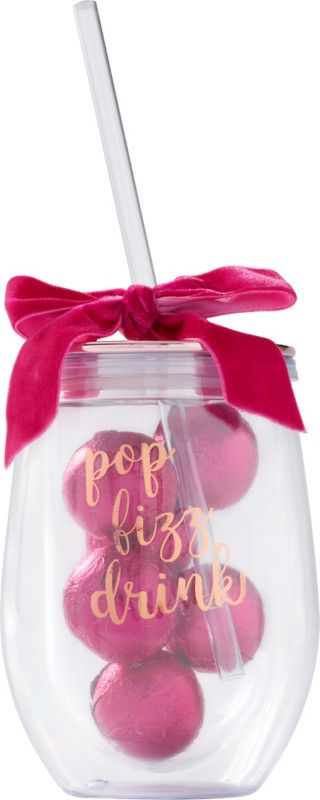 Ulta S Wine Tumbler Bath Fizzer Gift Set Is The Perfect Gift For