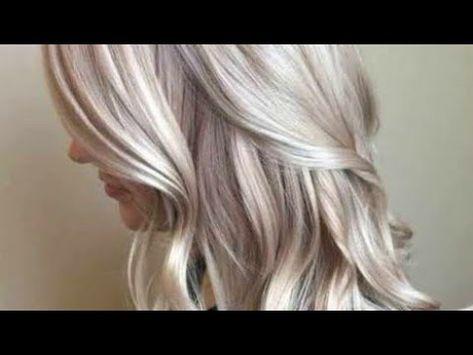صبغه شعر بلاتيني رملي كما فوطو فيديو تطبيقي لون 2020 Youtube Long Hair Styles Hair Styles Skin Secrets