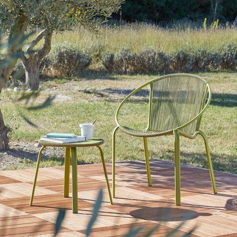 15 Salons De Jardin Quali A Prix Mini Avec Images Salon De