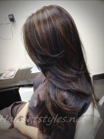 Dark Highlight Color Ideas Light Hair Color Hair Color Cherry Coke Hair Color