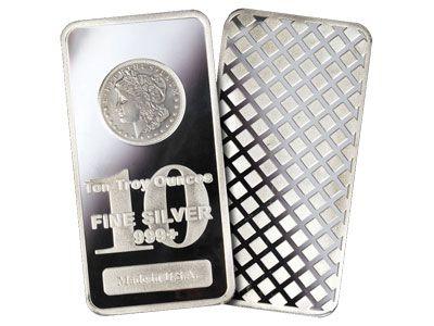 Usa Minted 10 Ounce Silver Bullion Bar Buy Silver Bullion Silver Bullion Silver Bullion Coins