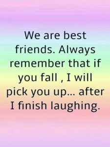 Funny Friendship Quotes | Short funny friendship quotes ...