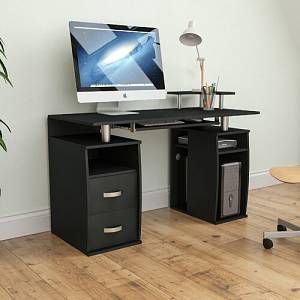 38 Diy Computer Desk That Really Work For Your Home Office In 2020 Computer Desk Desk Diy Computer Desk