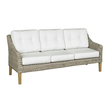 Sensational Belham Living Wicklow Rope Weave Outdoor Sectional Sofa Set Bralicious Painted Fabric Chair Ideas Braliciousco