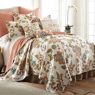 Nearly Natural 27 In Christmas Hydrangea Teardrop Kohls Quilt