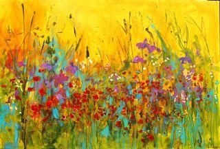 Patty Baker Fine Art Blog - Original Acrylic Paintings