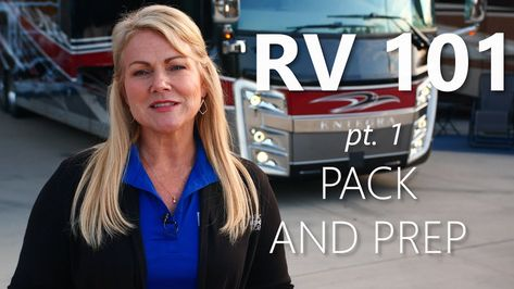The Complete Basics Of Rving In One Video Series Check Out This New Series On Our Youtube Angie Has Started To Make Rv 101 Videos Here S T In 2020 Rving Prepping Rv