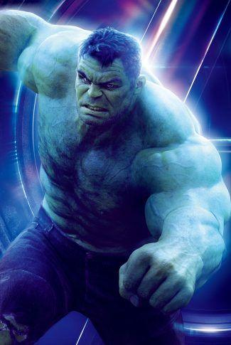 Download Avengers: Infinity War Character Poster – Hulk Wallpaper | CellularNews