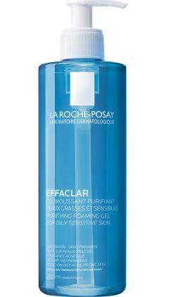 Effaclar Zuiverende Gel La Roche Posay Oily Sensitive Skin Gel Gel Cleanser