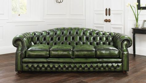 Simple 10 best Chesterfield images on Pinterest Trending - Latest Green Chesterfield sofa