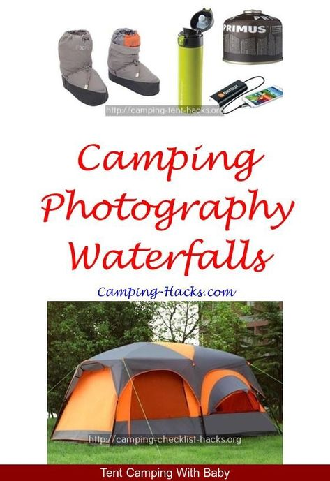 camping receipes tent