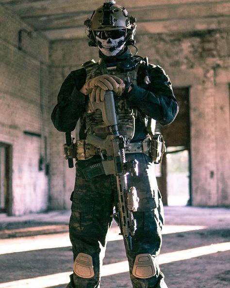 So this is a very accurate and realistic military RP set in modern days and only a select few are allowed here. Special Forces Gear, Military Special Forces, Military Weapons, Military Art, Military Outfits, Army Wife, Navy Seals, Ghost Soldiers, Mode Sombre