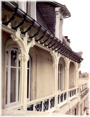 Maison Georges Biet charpente métallique  Nancy MODERNISMO EN