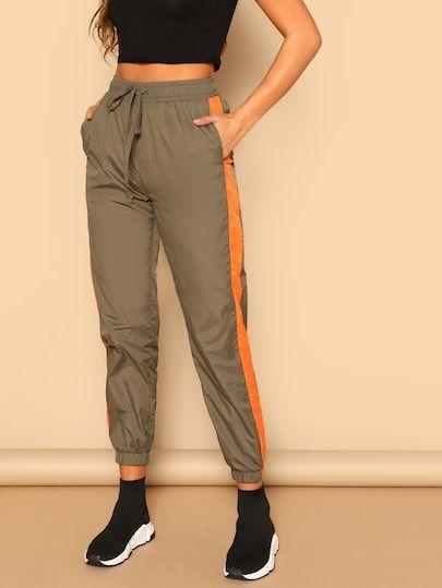 Eu Pantsjeans Best Seller Romwe Pantalones De Moda Pantalones De Moda Mujer Ropa De Moda