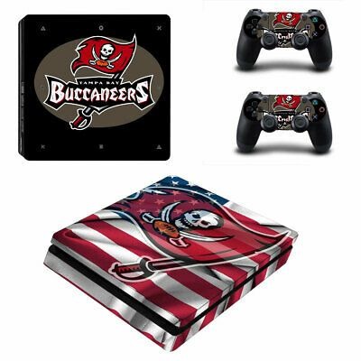 Details About Ps4 Slim Tampa Bay Buccaneers Vinyl Skin 2 Controller Skins 0079 Ps4 Slim Ps4 Slim Console Xbox One Skin